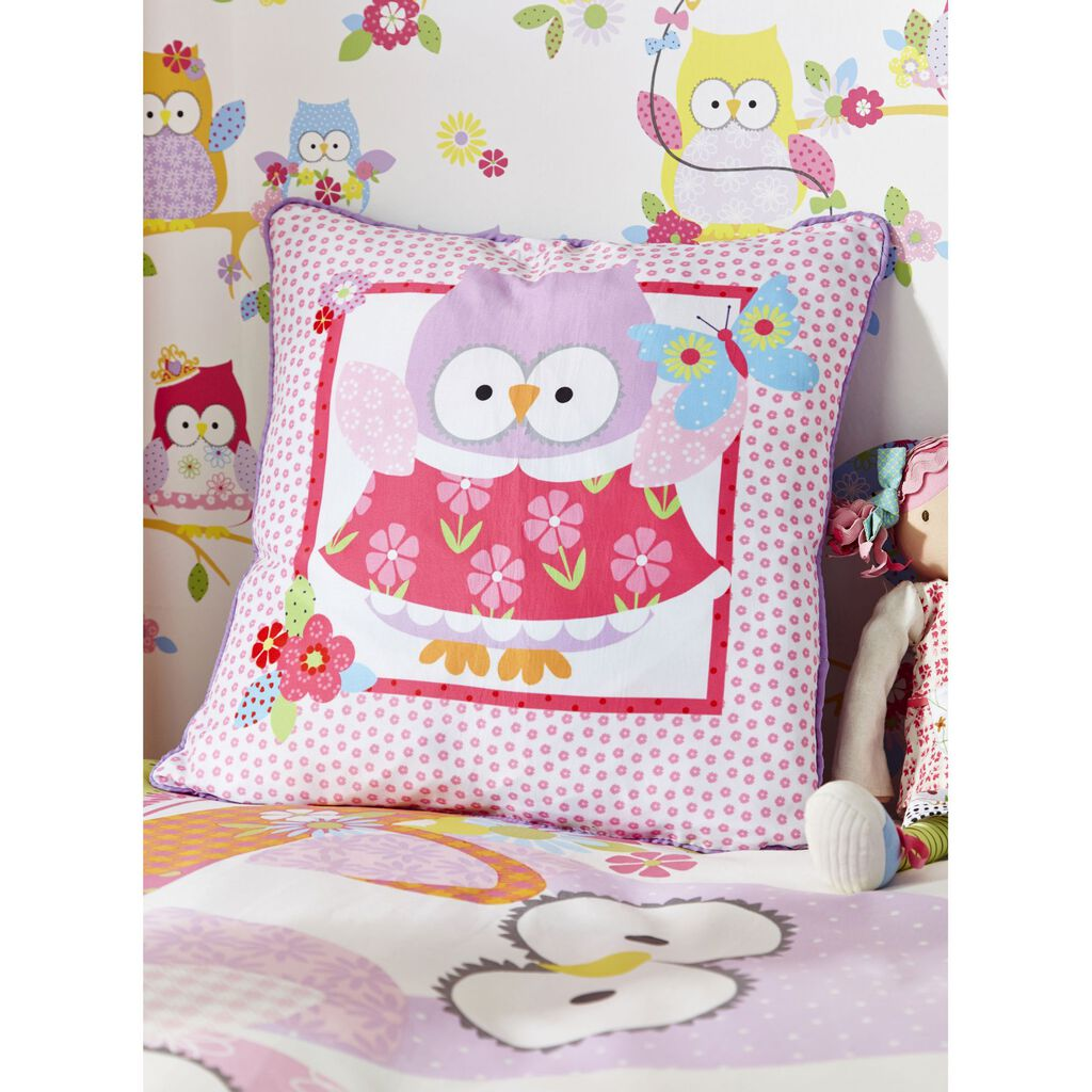 Olive The Owl Kissen, , large