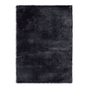 Drama Dark Grey Rug, , large