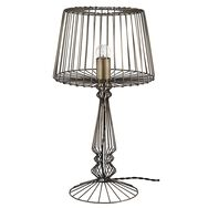 Open Wire Table Lamp, , large