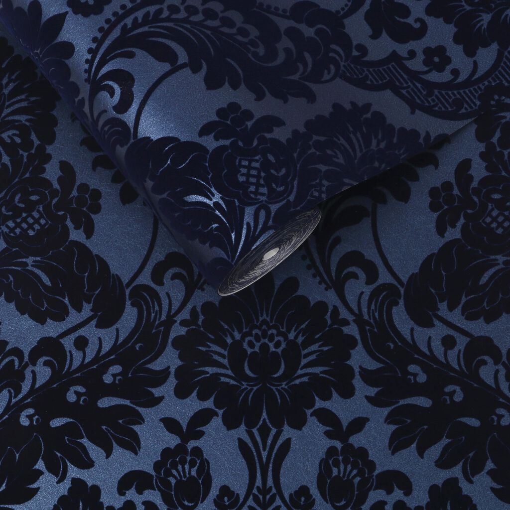 Gothic Wallpaper For Walls Gothic Damask Wallpaper Wall Coverings