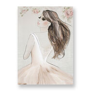 Elizabeth Printed Canvas Wall Art, , large