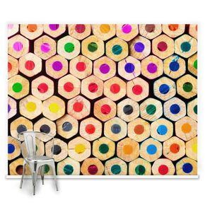Colour Rush Ready Made Mural, , large