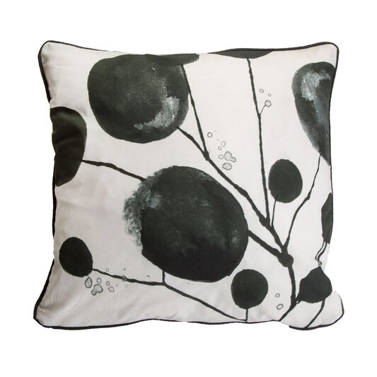 Coussin Bloom Honesty Abstrait, , large
