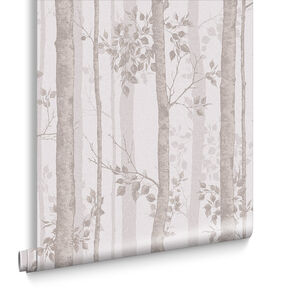Albero Blush Wallpaper, , large