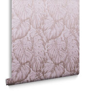 Tropical Blush Wallpaper, , large