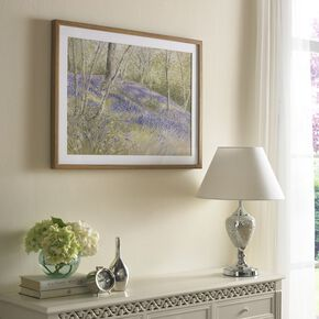 Through the Trees Framed Wall Art Print, , large
