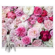 Papier Peint Panoramique Bouquet Rose, , large