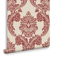 Regent Red Wallpaper, , large