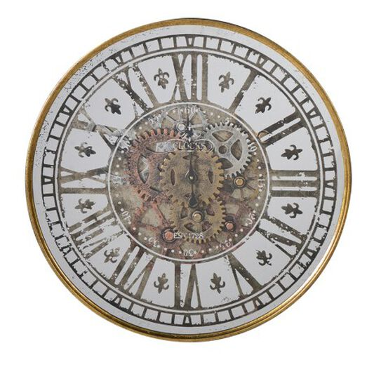 Gothic Cogs Wall Clock, , large