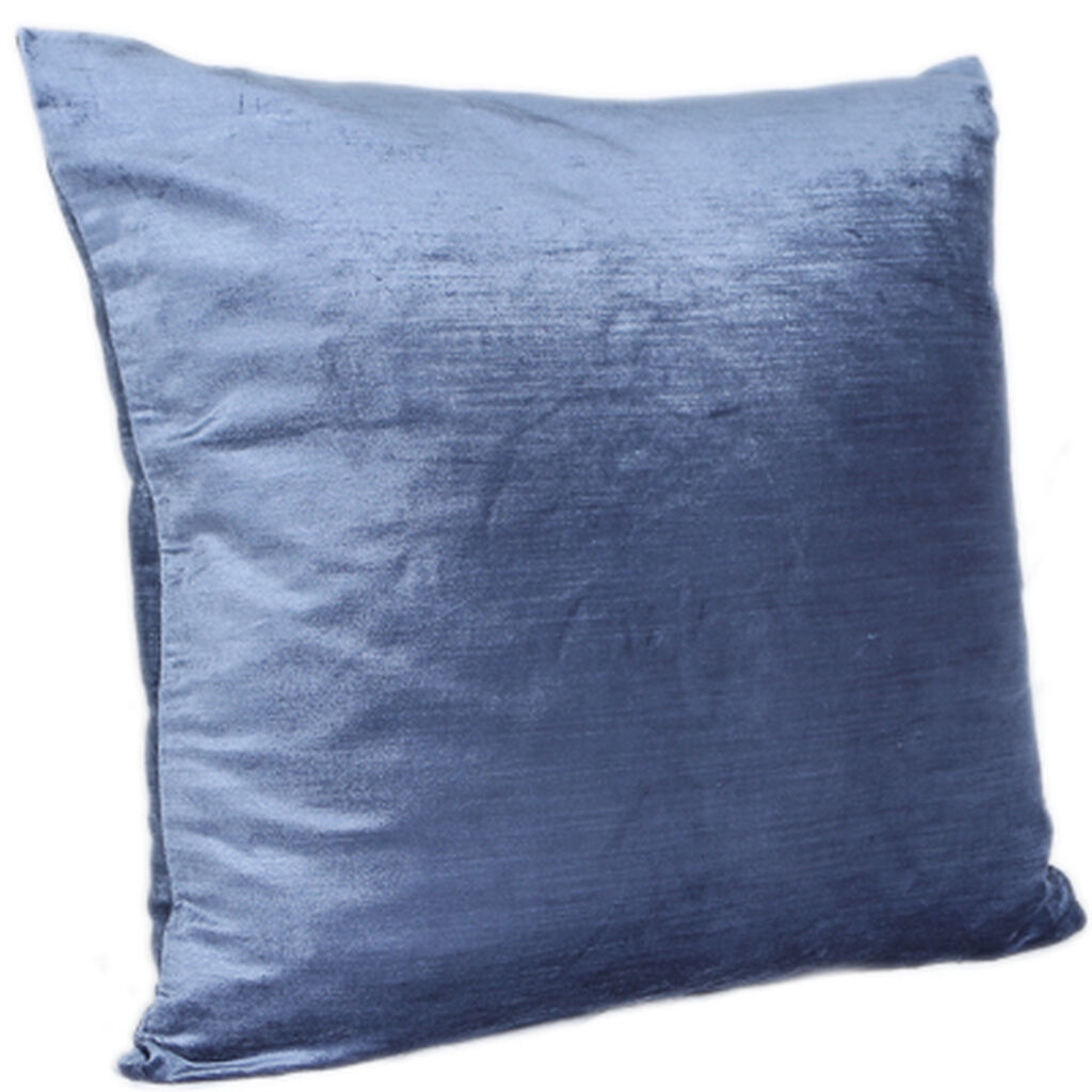 Serene Blue Lavish Kussen, , large