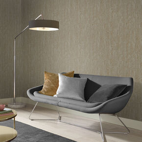 Orbit Gold Silver Wallpaper, , large