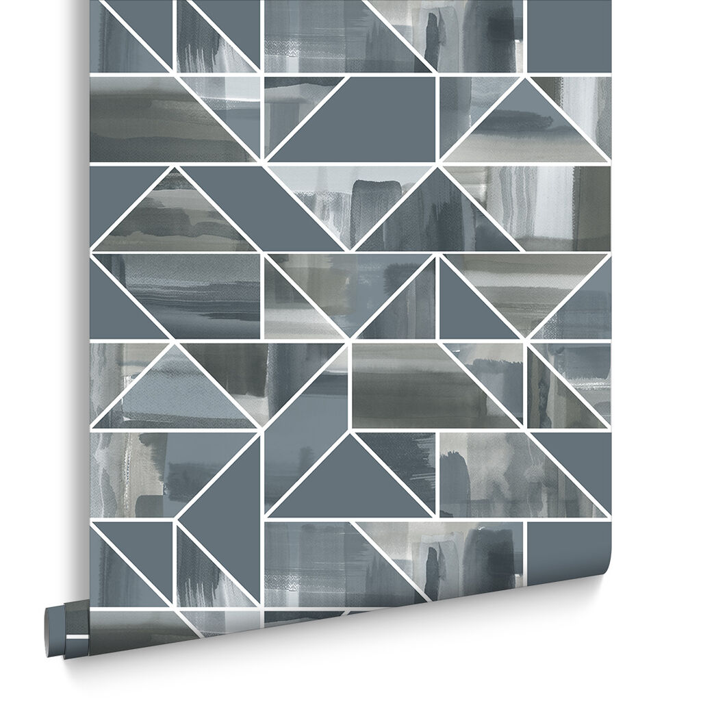 Expression Geo Petrol Wallpaper, , large