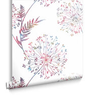 Papier Peint Wish Blanc, , large