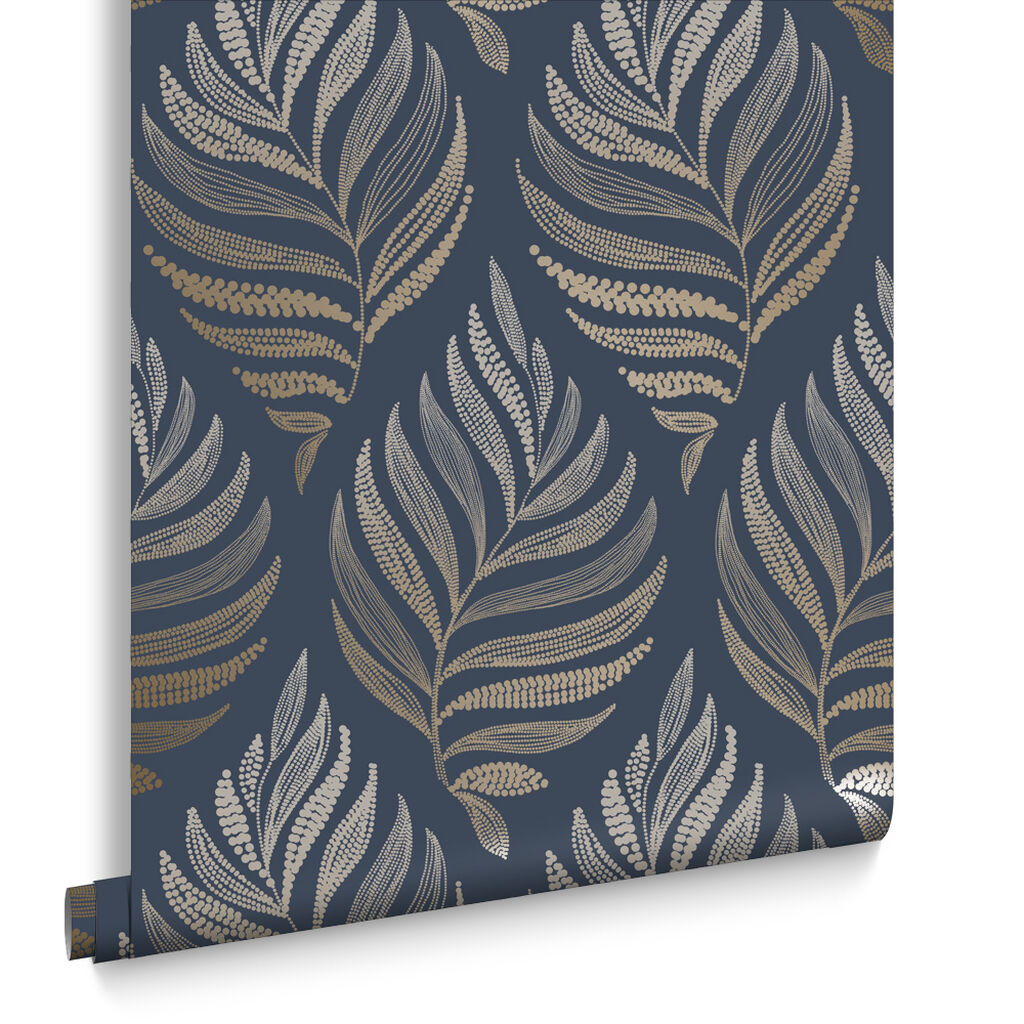 Botanica Midnight Wallpaper, , large