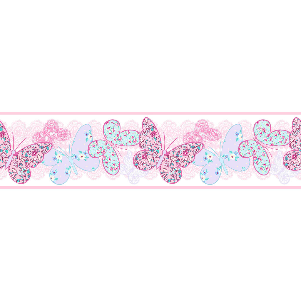 Butterfly Border, , large