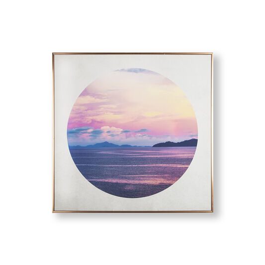 Paradise Skies Framed Wall Art, , large
