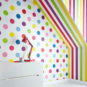 Bright Stripes Wallpaper, , large