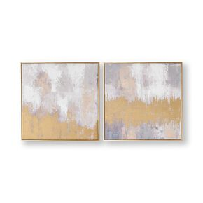 Laguna Mist Framed Canvas Wall Art , , large