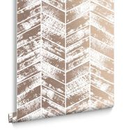Insignia Rose Gold Wallpaper, , large