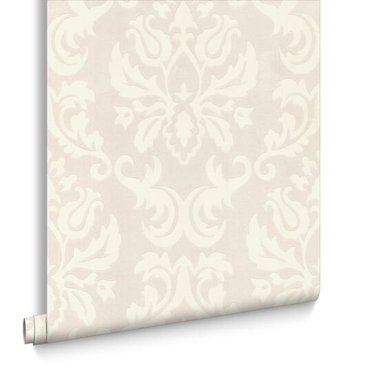 Large damask wallpaper large