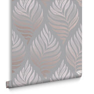 Botanica Blush Wallpaper, , large