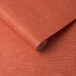 Crocodile Coral Wallpaper, , large