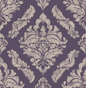 Large Damaris Damson Wallpaper
