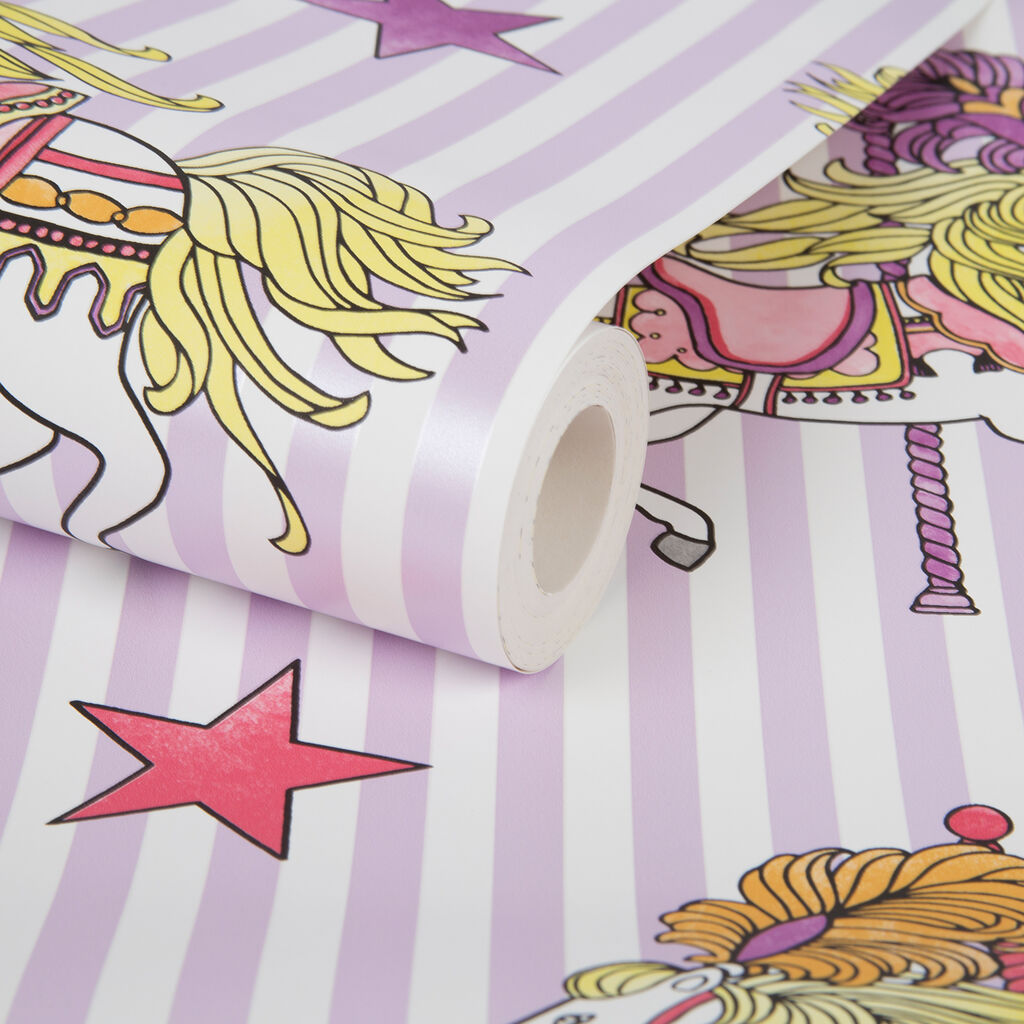 Julien MacDonald Carousel Wallpaper, , large