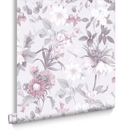 Papier Peint Flourish Heather , , large