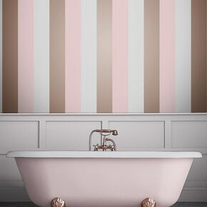 Figaro Blush Wallpaper, , large