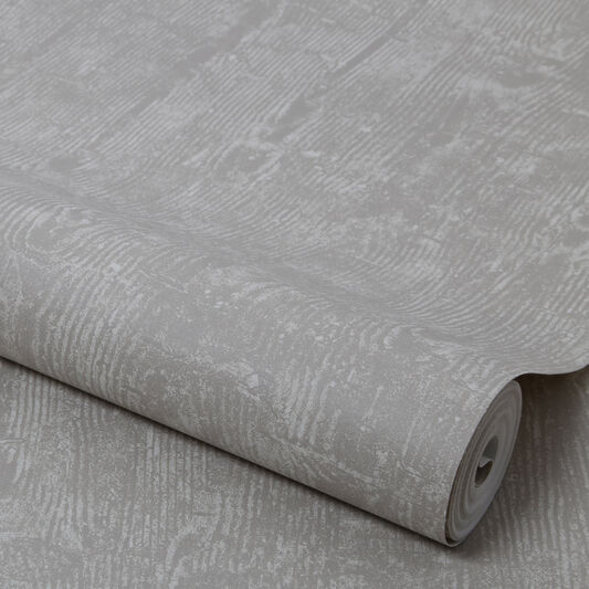 Driftwood Taupe Wallpaper Large