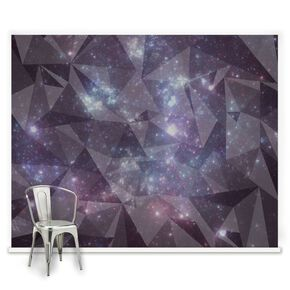 Couture Constellation Ready Made Mural, , large