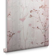 Wild Flower Blush Behang, , large