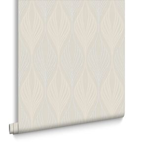 Optimum Cream Wallpaper, , large