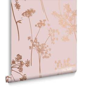 Anthriscus Blush Wallpaper, , large