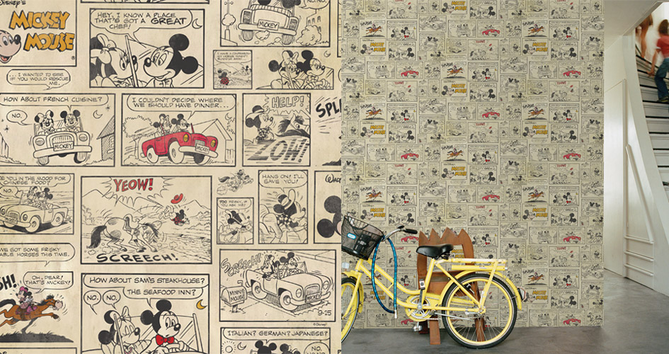 1928 - 2015: The magic of Mickey Mouse