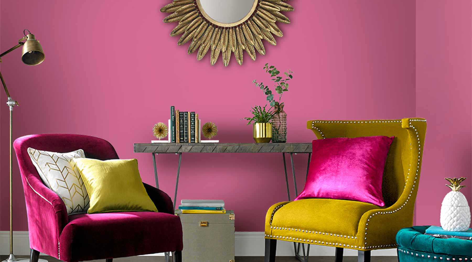 Five Quirky Ways to use Paint