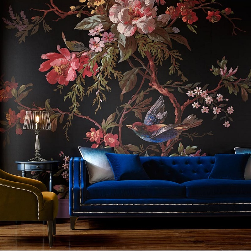 How To Hang A Wall Mural - Video