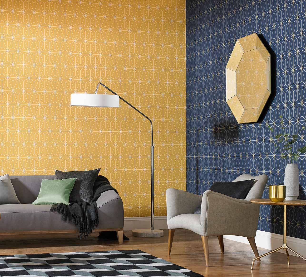 Wallpaper | Contemporary Wallpapers | Vintage Wallpaper