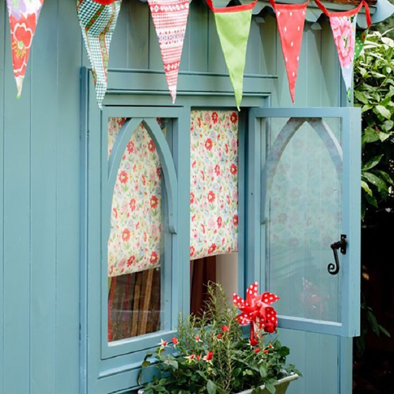 Transform your shed