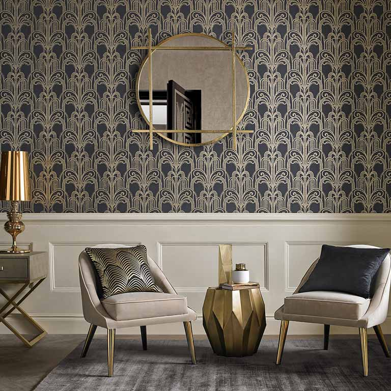 Wallpaper Contemporary Wallpapers Graham Brown