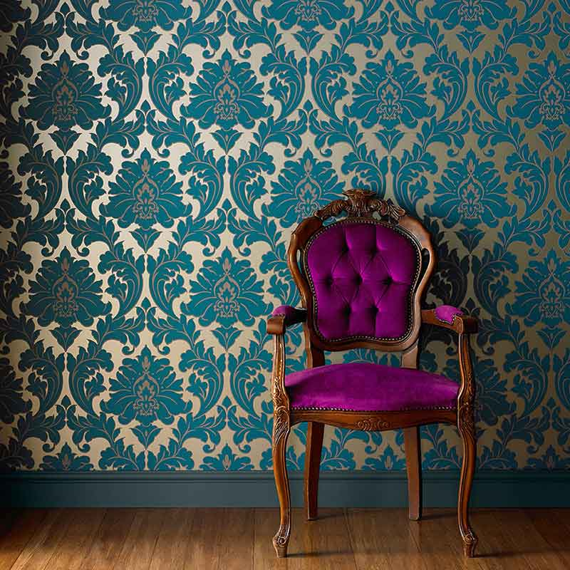 How to measure for wallpaper