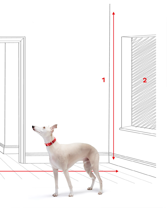 How to Measure wallpaper