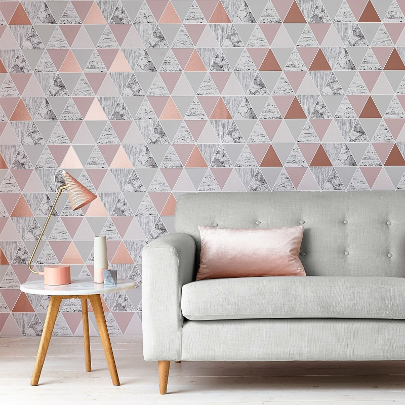 Wallpaper For Living Room 2017 inspire | graham & brown