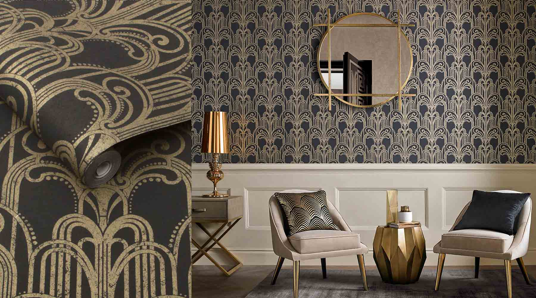 art deco wallpaper patterns hd wallpapers blog. Black Bedroom Furniture Sets. Home Design Ideas