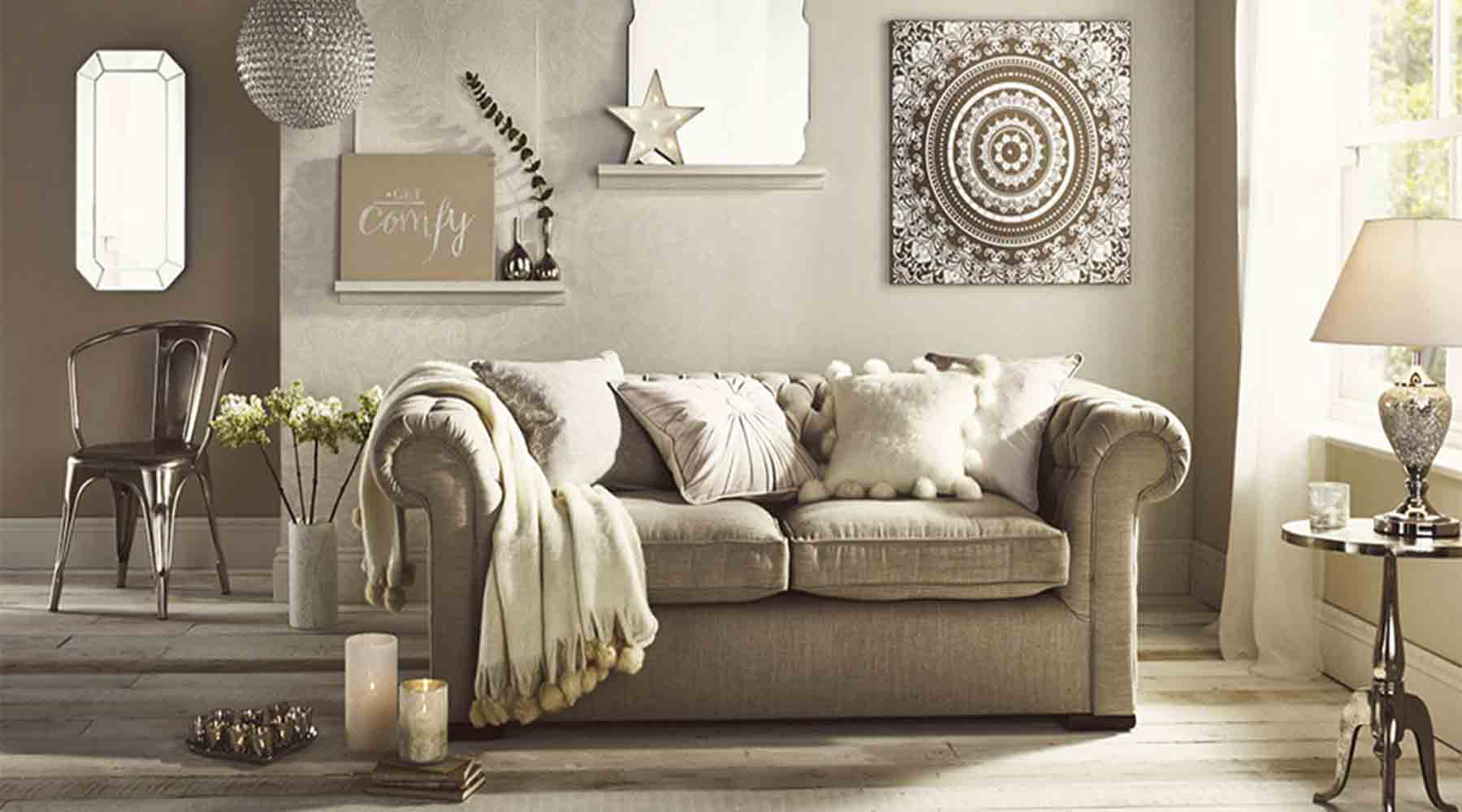 How to Use Soft Furnishings in the Home