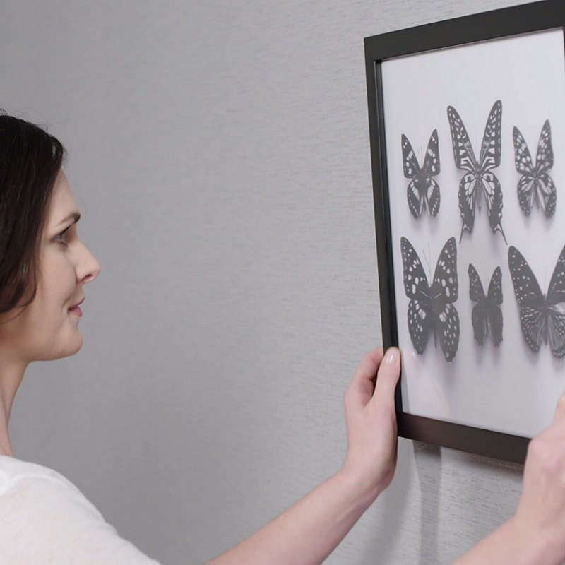 How to Hang Wall Art Video