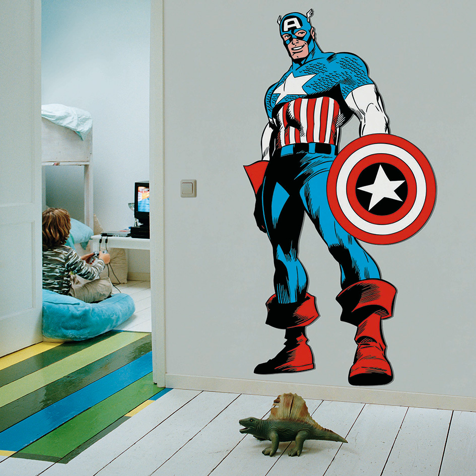 All You Need to Know About Creating a Super Hero Bedroom