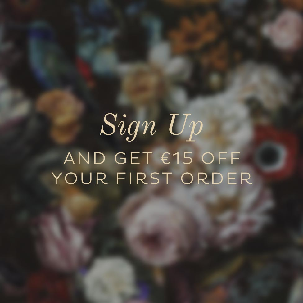 €15 Off Your First Order