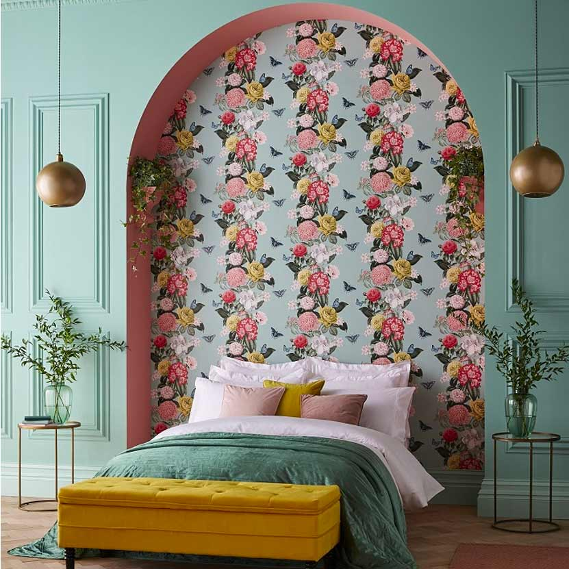 Wallpaper Colour of the Year Blog Article